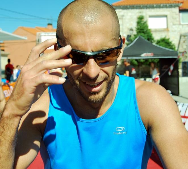 Manu gafas sol WITL Trail Lozoyuela Madrid